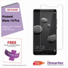 Huawei Mate 10 Pro Tempered Glass Protector 0.26mm + 9H Hardness (HD