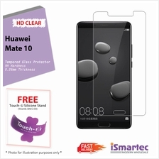 Huawei Mate 10 Tempered Glass Protector 0.26mm + 9H Hardness (HD Clear
