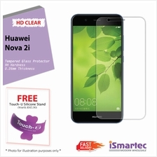 Huawei Nova 2i Tempered Glass Protector 0.26mm + 9H Hardness (HD Clear
