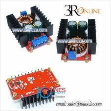 10-32V 12V 24V step up to 35~60V 48V 120w DC-DC adjustable converter B