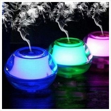 New Air Humidifier Crystal Night LED Light USB Port