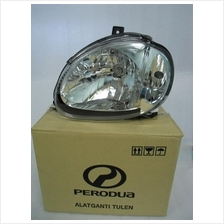 PERODUA KELISA GENUINE PARTS HEADLAMP RH OR LH