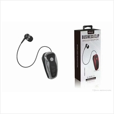 Business Clip Wireless Bluetooth Headphone KTR Q7 FREE Bag Ready Stock