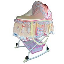 Bumble Bee Bassinet Bed - Pink