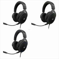 # CORSAIR HS50 Stereo Carbon Gaming Headset #