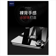 ROCK 4D Curved Back Cover Tempered Glass APPLE iPhone X
