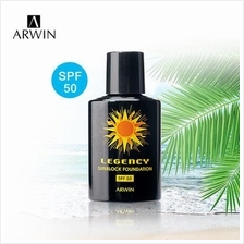 [ARWIN] Sunscreen Foundation SPF50, 30ml)