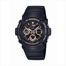 Casio G-Shock Rose Gold Accents AW-591GBX-1A4DR