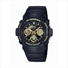 Casio G-Shock Gold Accents AW-591GBX-1A9DR