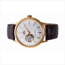 ORIENT Men Mechanical Semi-skeleton RA-AG0003S