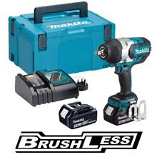 Makita 18V 1/2' Dr. Cordless Brushless Impact Wrench