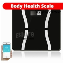 BMI Weight Scale Bluetooth Body Analyzer Weight Fat Bone Scale 201