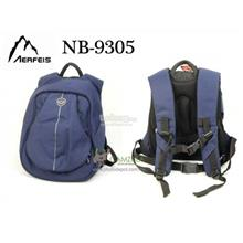 AERFEIS NB-9305 DSLR PHOTOGRAPHY Backpack-BLUE