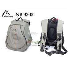 AERFEIS NB-9305 DSLR PHOTOGRAPHY Backpack-GREY