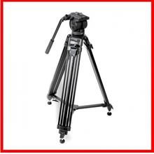 DIAT A193M+KS10 Professional Heavy Duty Video Camcorder Video Tripod