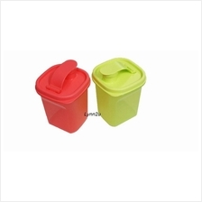 Tupperware Mini Pour (2) 350ml - Green & Red