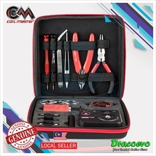 Authentic Coil Master DIY V3 Full Set Tool Kit For e-Cigarette Vape