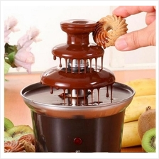 Portable Mini Japanese Chocolate Fountain