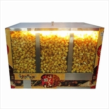 Pop Corn Warmer Box Three Cell