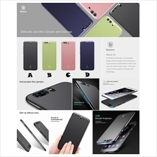 Huawei P10 P10 Plus BASEUS Thin Smooth Protection Slim Case Cover