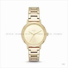 DKNY NY2636 Women's The Modernist 3-hand SS Bracelet Gold