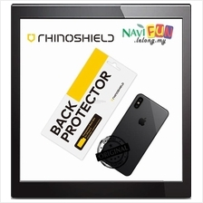 ★ RhinoShield Back Skin for iPhone X Transparent Back Skin