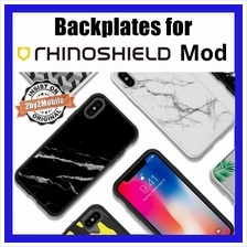 Original RhinoShield MOD BackPlate for iPhone X 8 Plus 7 Plus