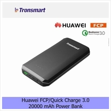 Tronsmart Edge 20000mAh Powerbank With Quick Charge 3.0