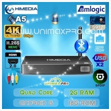 Himedia A5 S912 Octa Core 2GB RAM 16GB ROM Android 6 TV BOX IPTV