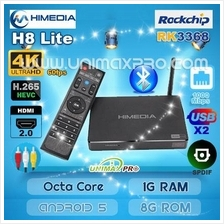 Himedia H8 Lite RK3368 Octa Core 1GB RAM 8GB ROM Android 5 TV BOX IPTV