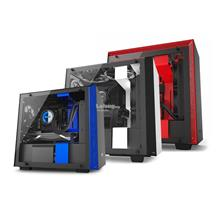 NZXT H400I PREMIUM M-ATX TEMPERED GLASS CHASSIS