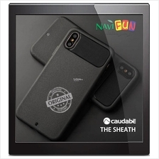 ★ Caudabe | THE SHEATH - IPHONE X 0.90mm thin case ShockLiteTM