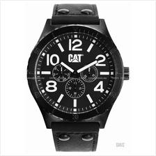 Caterpillar CAT Watches NI.169.34.131 CAMDEN 48mm Multi Leather Black