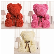 Handmade Rose Bear - The Best Valentine's Gift