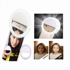 Mini Portable Selfie Flash Light 36 Led For Phone + FREE Batteries