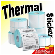 Thermal Barcode Sticker Paper Bar Code Label 30X20 40X30 60X40 90X60