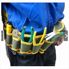 Multifunctional Electrician Tool Bag Waist Pack Pouch Holder
