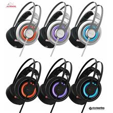 SteelSeries Siberia Elite Prism = Siberia 650 Gaming Headset-Artic