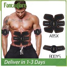 Smart EMS Abdominal Muscle Stimulator Exerciser Trainer Device Muscles