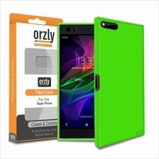 Razer Phone Case, Orzly FlexiCase Silicon Soft Gel Case (2017)