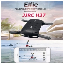 Original Authentic JJRC H37 Elfie Foldable Mini RC Selfie Drone 720P