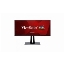 "VIEWSONIC 38"" VP3881 WQHD CURVED 4K IPS MONITOR"
