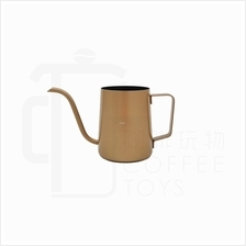 Teflon Coated Stainless Steel Coffee Hand Drip Pot 350ML