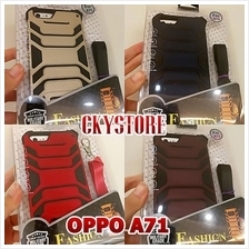 OPPO A71 SPIDERMAN ARMOR Tough Case with Strap