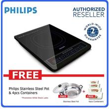 Philips HD4902 Induction Cooker 2000W Single + Press Button - Original