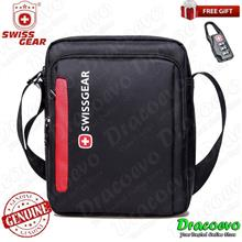 Swiss Gear Shoulder Messenger Multifunctional Bag Office Travel SA-501