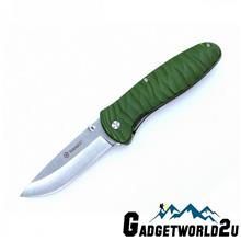 Ganzo G6252-GR Liner Lock Fiberglass Handle Folding Knife