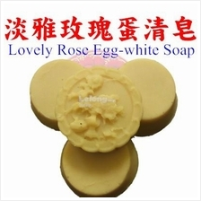 Jolie~Lovely Rose Egg-White Soap