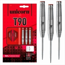 UNICORN STEEL TIP DART - T90 CORE XL 90 TUNGSTEN [22G]