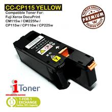 Fuji Xerox CP115 / CP116 / CP225 / CM115 / CM225 Yellow (Single Unit)